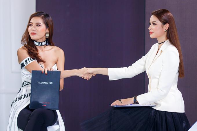 Minh Tú, Phạm Hương cùng là huấn luyện viên một chương trình mới.