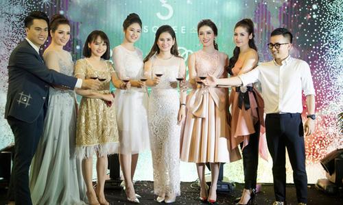 Dàn sao Việt dự khai trương showroom Sohee Thái Hà