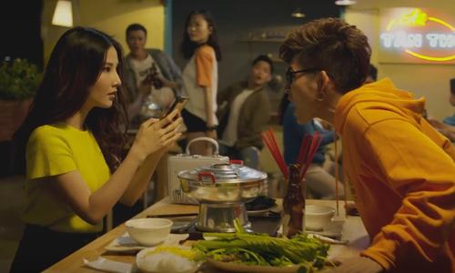 Jun Phạm cùng Diễm My 9X làm MV đả kích thói 'sống ảo'
