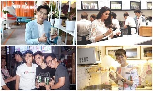 4 quán trà sữa của sao Việt luôn đông khách ở trung tâm Sài Gòn