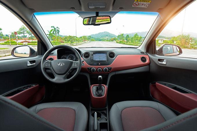 Hyundai Grand i10 giảm giá đến 40 triệu đồng