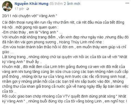 dao-dien-khai-hung-toi-tung-khoc-khi-nhat-ky-vang-anh-ngung-phat-song