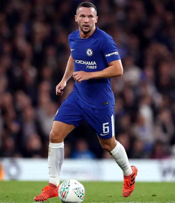 Drinkwater mới chuyển từ Leicester sang Chelsea từ tháng 8.