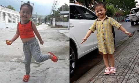Bé gái 3 tuổi khóc nức nở vì chú cá bị làm thịt