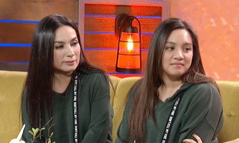 Phi Nhung rơi nước mắt kể chuyện làm mẹ đơn thân lúc 20 tuổi