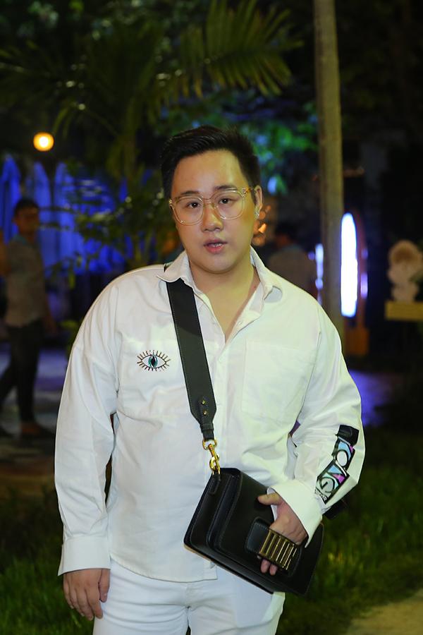 Ca sĩ Trung Quân Idol.