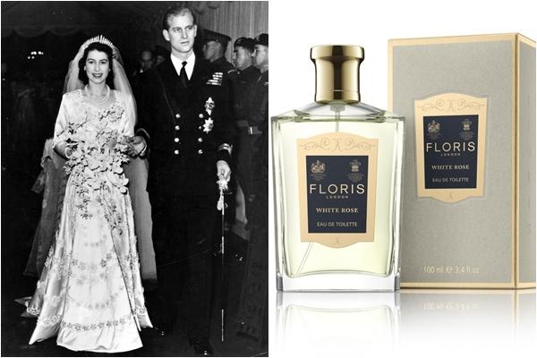 Nữ hoàng Elizabeth II chọn mùi hương