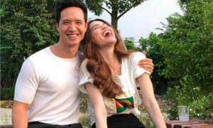 4 tháng bên nhau ngọt ngào của Kim Lý - Hồ Ngọc Hà