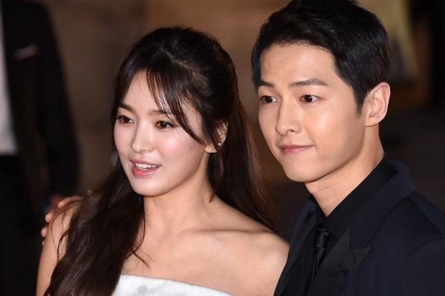 Song Hye Kyo đón sinh nhật cùng chồng ở khách sạn 5 sao