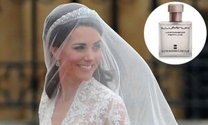 3 loại nước hoa các cô dâu hoàng tộc Anh dùng trong ngày cưới