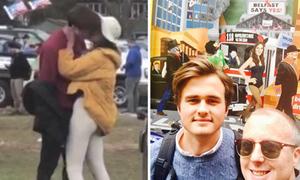 Chân dung chàng trai bí ẩn hôn Malia Obama