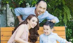 Tiến Luật: 'Tôi và Thu Trang tan hợp nhiều lần trước khi kết hôn'