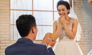 Lưu giữ khoảnh khắc cầu hôn với dòng nhẫn Infinity Love