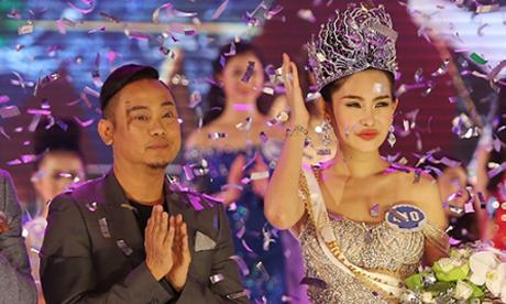BTC Hoa hậu Đại dương bị phạt 4 triệu đồng vụ Ngân Anh sửa mũi
