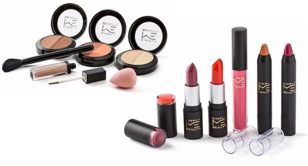 Các sản phẩm trong bộ sưu tập Simply Me Beauty đều có giá dưới 5 USD (khoảng 100.000 đồng).