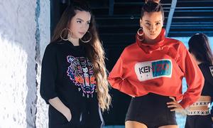 Hồ Ngọc Hà lăng-xê thời trang streetwear trong MV mới
