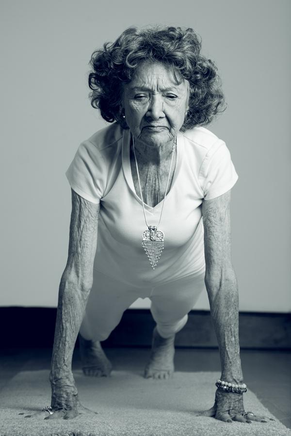 5 năm sau, khi đã 98 tuổi, bà vẫn tiếp tục công việc giảng dạy yoga của mình và còn thường xuyên chia sẻ những kinh nghiệm sống, cách giữ gìn sức khỏe quý báu mà bà đã đúc kết suốt gần một thế kỷ qua.