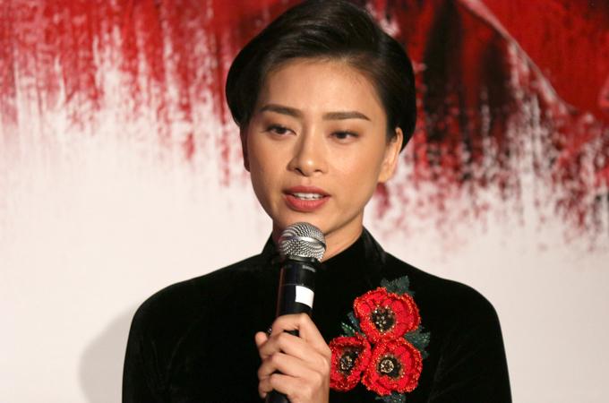 Ngô Thanh Vân tâm sự tại họp báo Star Wars.