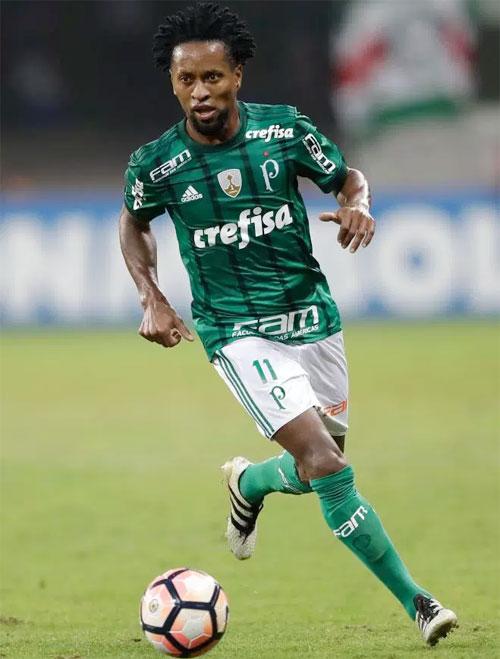 Ze Roberto kết thúc sự nghiệp trong màu áo Palmeiras