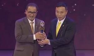 VFF được vinh danh tại gala trao giải của AFC