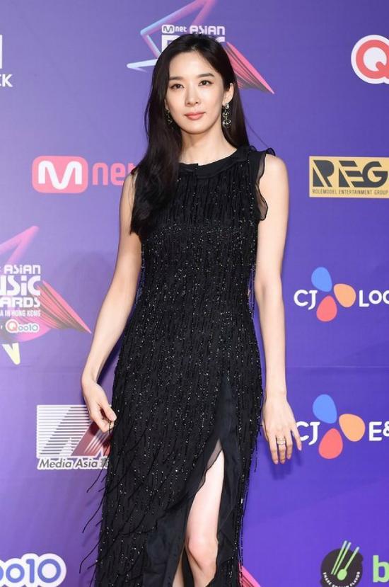 Diễn viên Lee Chung Ah.