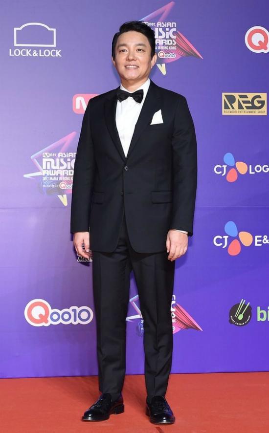 Tài tử Lee Beom Soo.