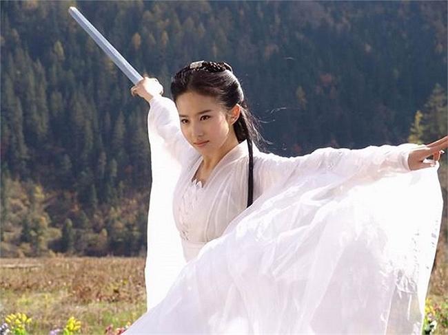 Điểm mạnh của Lưu Diệc Phi chính là khả năng giao tiếp tiếng Anh, vì thế, cô rất tự tin nhận vai.