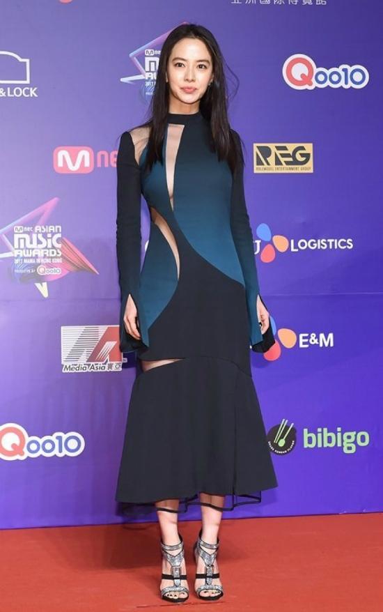 Diễn viênSong Ji Hyo.