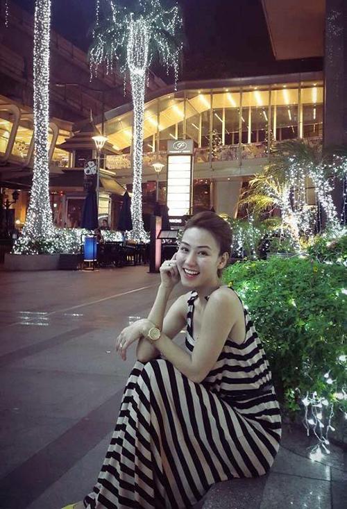 Sau thời gian lặn mất tăm, Ngân Khánh bất ngờ đăng bức ảnh