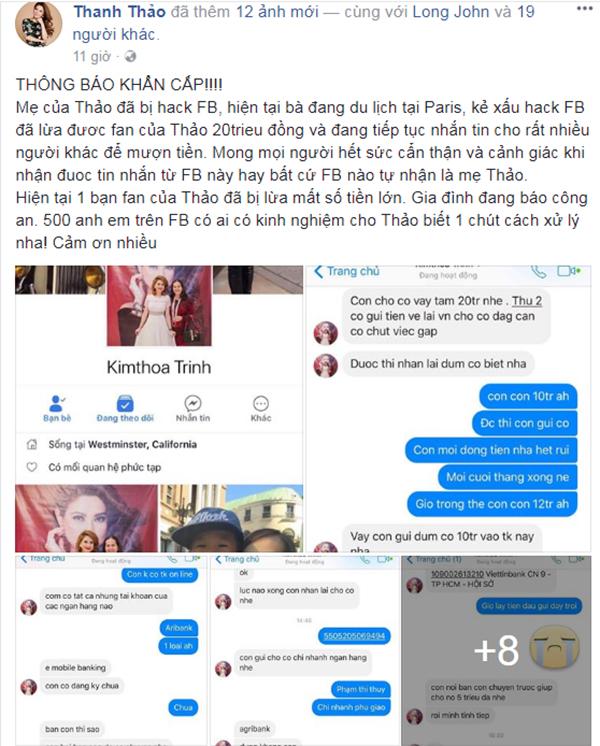 ke-xau-xam-nhap-facebook-cua-me-ca-si-thanh-thao-lua-fan-ca-tram-trieu