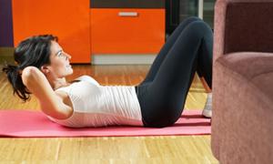 5 động tác giúp triệt tiêu mỡ bụng dưới và lườn