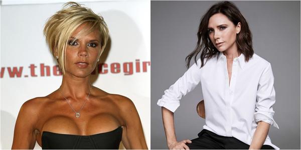 Sau nhiều năm chối bỏ, Victoria Beckham đã lần đầu thú nhận việc mình từng nâng ngực. Lần đầu tiên Vic thực hiện phẫu thuật nâng ngực là vào năm 1999. Đến năm 2006, cô tiếp tục nâng một lần nữa rồi lại tháo bỏ túi ngực vào năm 2009. Tôi phải nói với các bạn điều này, đừng nên làm gì với vòng một,