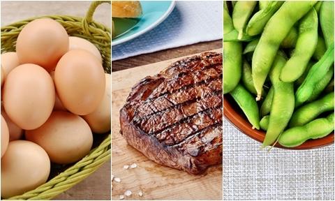8 thực phẩm giúp bổ sung sắt cho làn da hồng hào