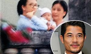 Con gái cưng của Quách Phú Thành lần đầu lộ diện