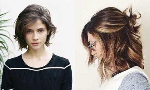 """6 cách tạo kiểu tóc ngắn giúp nàng U40 """"ăn gian"""" tuổi"""