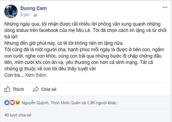 duong-cam-xin-loi-ve-phat-ngon-miu-le-khong-du-trinh-lam-ca-si