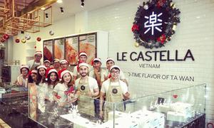 Le Castella Việt Nam khai trương chi nhánh tại Phan Xích Long
