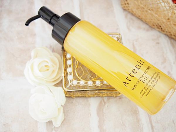 Attenir Skin Clear Cleanse Oil Dầu tẩy trang của Attenir đã chiến thắng hạng mục dầu tẩy trang được yêu thích nhất trong