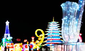 Lễ hội ánh sáng lớn nhất TP HCM
