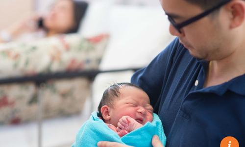Chồng vào phòng sinh cùng vợ: Ưu và nhược điểm