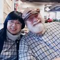 Mẹ đơn thân 60 tuổi tìm thấy hạnh phúc bên người đàn ông Mỹ từng 3 đời vợ