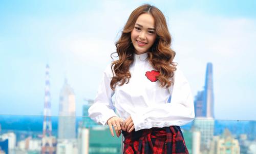 Minh Hằng: 'Bây giờ tôi mới dám tự tin đứng trên sân khấu hát live'