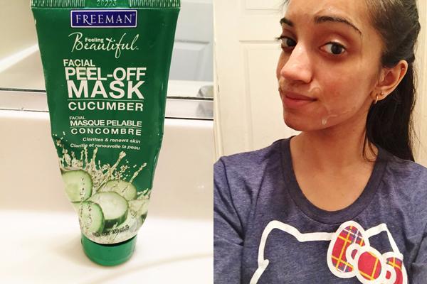 Freeman Feeling Beautiful Cucumber Peel-Off Gel Mask Mặt nạ dạng lột của Freeman dành cho làn da khô, dễ bị kích ứng khi thời tiết thay đổi. Tinh chất dưa chuột sẽ giúp làm cân bằng độ ẩm, làm mềm và tăng cường khả năng tái tạo da.