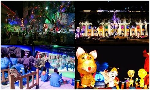 Gợi ý 4 điểm vui chơi Giáng sinh ở Sài Gòn