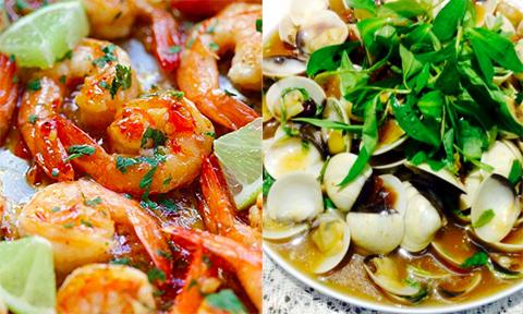 Những món chua cay, làm nhanh cho bữa chiều 'bao ngon'