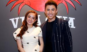 Kaity Nguyễn ủng hộ bạn trai Will thử sức kinh doanh