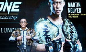 Võ sĩ MMA Martin Nguyễn kỳ vọng vô địch ba hạng cân