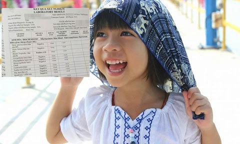 Mẹ chi 2,3 triệu đồng làm xét nghiệm dị ứng cho con