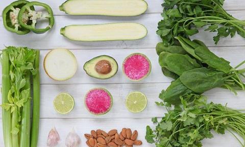 43 loại thực phẩm không chứa calories dành cho người đang ăn kiêng