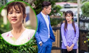 'Em gái mưa' Thanh Vy khóc vì có bầu với Bạch Công Khanh trong phim Tết